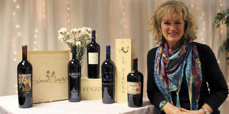 Heidi Barrett,Screaming Eagle釀酒師。