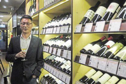 名酒滙行政總裁Jack Hui。