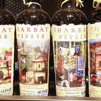精緻美麗的酒瓶,成為很多人對格魯吉亞酒的印象。
