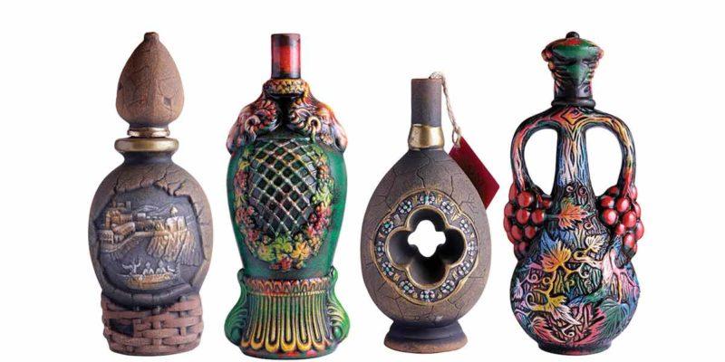 傳統陶瓶酒