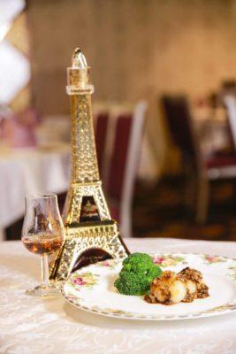 黑松露翡翠帶子 & 威利來鐵塔Rastignac Eiffel Tower XO