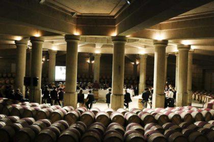 總決賽於每年六月在Château Lafite Rothschild舉行。