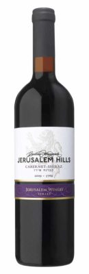 Jerusalem Hills Cabernet-Shiraz