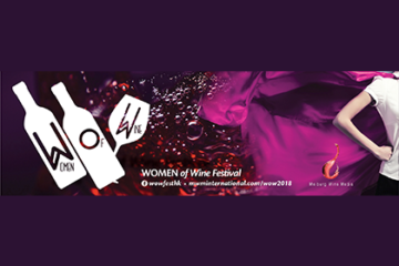 WOMEN of Wine Festival (WoW)2018