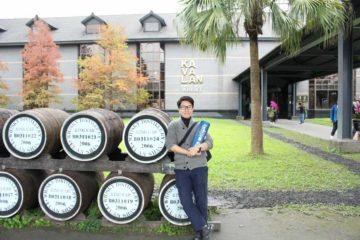 我的最愛是噶瑪蘭獨奏系列葡萄酒桶熟成威士忌