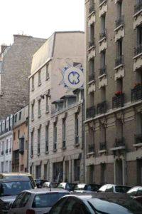 藍帶國際學院的老校