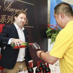 期望國人能夠享受葡萄酒、增加樂趣-喝下喜悅。