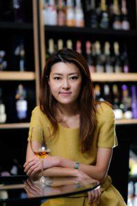 威揚酒業控股創辦人及行政總裁王姿潞女士(Shirley Wong)