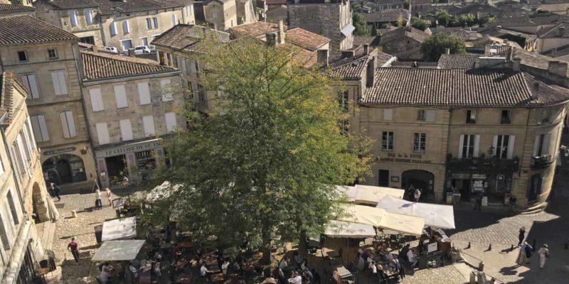Saint-Émilion 風景一覽。