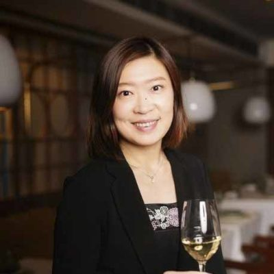 講者:Ling Cheong 主題:學習專業品酒技巧
