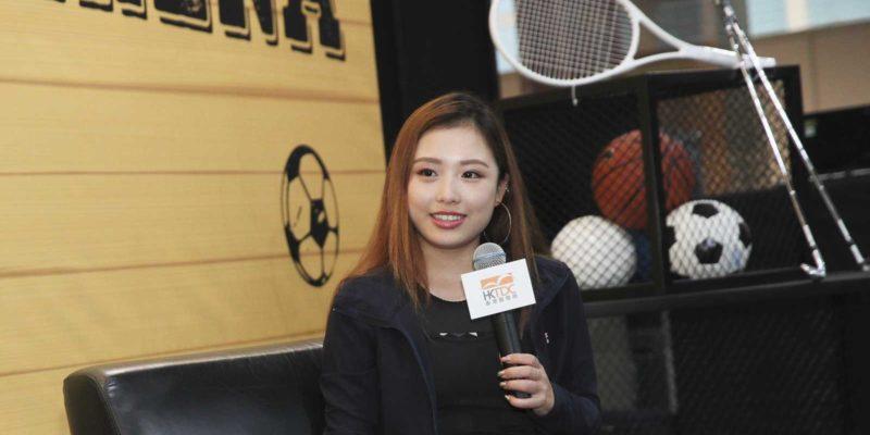香港花樣滑冰運動員馬曉晴