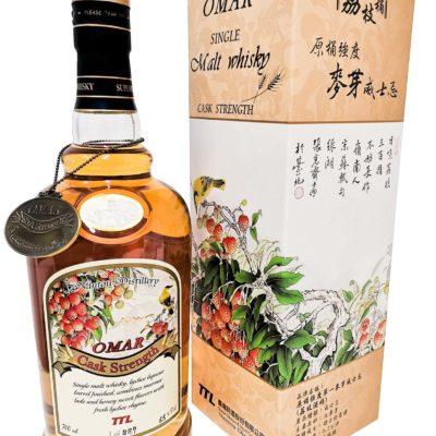 OMAR原桶麥芽威士忌(荔枝酒桶)