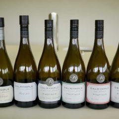 Dalrymple Vineyards來自不同單一葡萄園的Pinot Noir平行品飲。