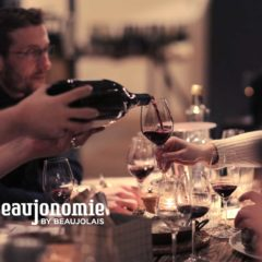 Beaujonomie 是薄酒萊跟美食配搭的新詞彙,推動輕鬆、友善及愉快的分享經歷。
