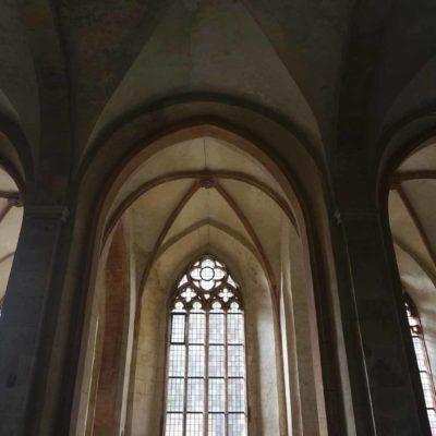 Eberbach修道院僧侶宿舍。|
