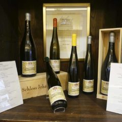 Rheingau是一種極能反映風土的葡萄,不同酒莊有不同風格,即使同一酒莊,來自不同單一葡萄園也展現不同風味:Schloss Johannisberg