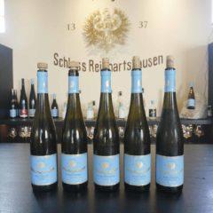 Rheingau是一種極能反映風土的葡萄,不同酒莊有不同風格,即使同一酒莊,來自不同單一葡萄園也展現不同風味:Schloss Reinhartshausen
