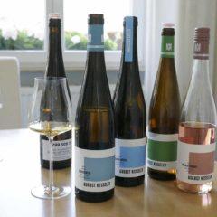Rheingau是一種極能反映風土的葡萄,不同酒莊有不同風格,即使同一酒莊,來自不同單一葡萄園也展現不同風味:August Kesseler