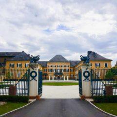 Schloss Johannisberg宮殿,莊嚴有氣派。
