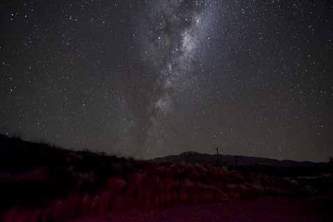 考恩斯山- 觀星之旅 New Zealand Cowan's Hill Stargazing