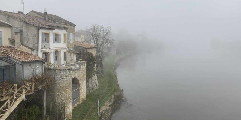 River Dordogne 的美景