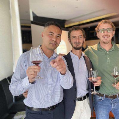 Gelardini & Romani 的兩位CEO:Flaviano Gelardini 和Raimondo Romani