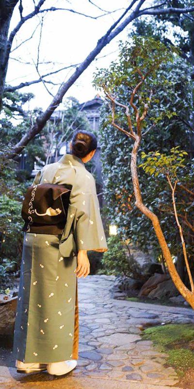日式酒店的服務員全部穿着傳統和服,打扮得古色古香,斯文有禮又細心,我期望能夠每年來住幾天,忘掉繁囂,洗滌心靈。