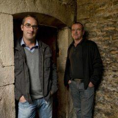 Lucien Muzard &  Fils的莊主Hervé 和Claude Muzard