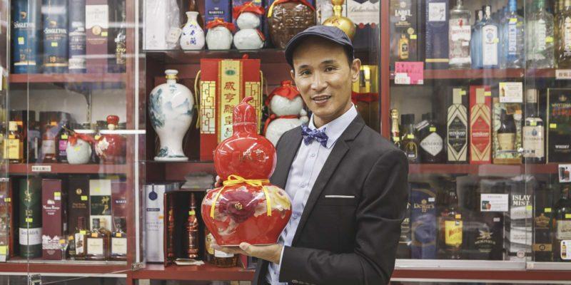 鎮店之寶5公升「30年陳咸亨雕皇」,一瓶難求