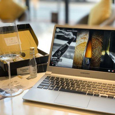 創新虛擬品飲活動吸引3750名國際業內專業人士